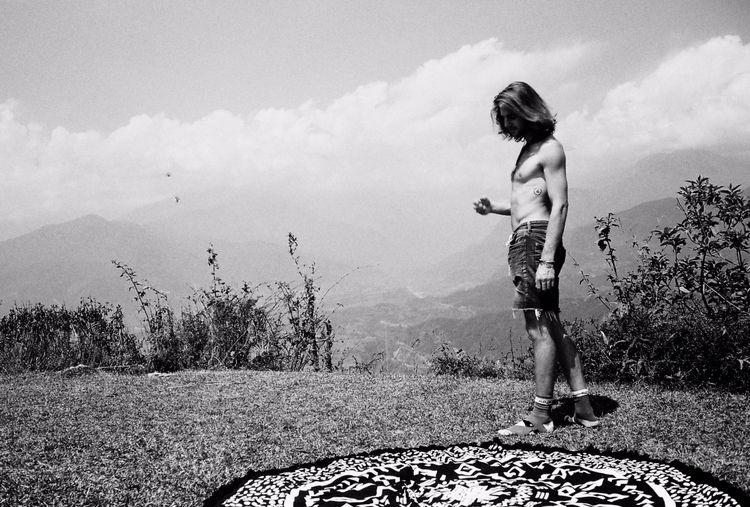~ Analog hill Nepal - Film, filmphotography - aywai | ello