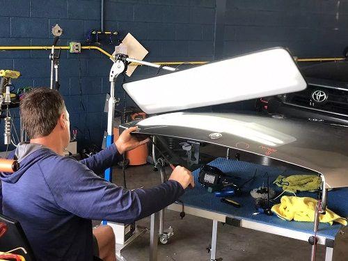 Colorado Springs Paintless Dent - integrityautohailrepair | ello