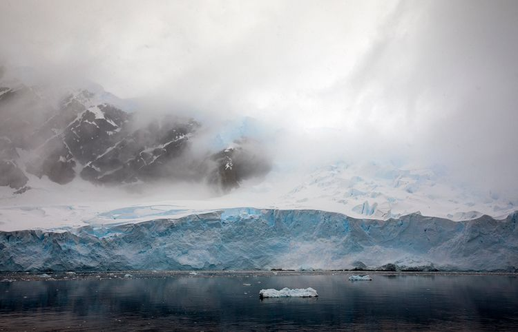 feel cool? Antarctica Glacier - danielleeubank | ello
