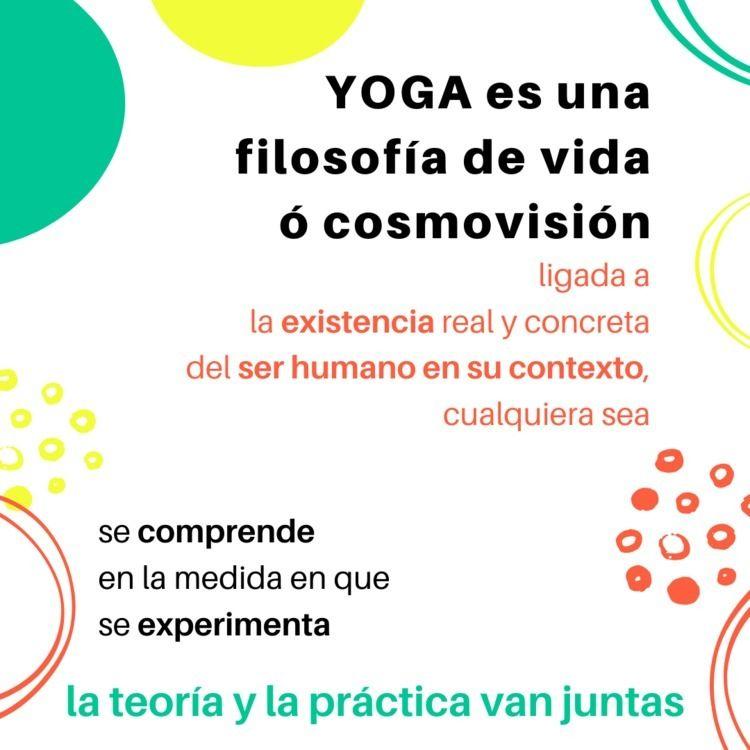 El yoga es psicoterapéutico Yog - luciagarciaoteropsi   ello