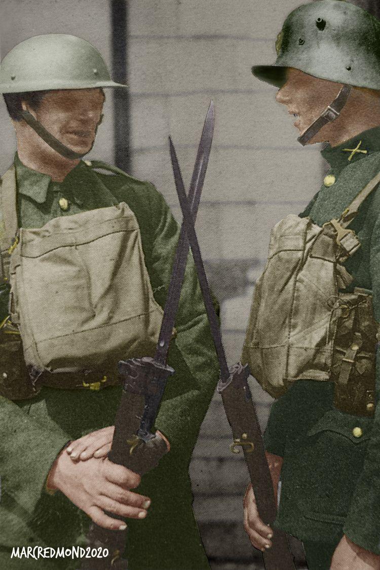 Colourising History - photo, po - marcredmond | ello