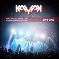 KAYAK LIVE 2019 2CD download - kayakonline | ello