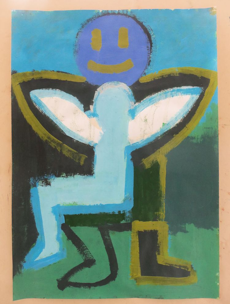 Eveil matin. 2020 - art, contemporaryart - stephanesalvi | ello