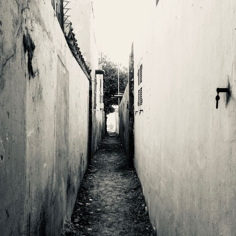 Afropolis 2020: alley streets.  - afropolitan | ello