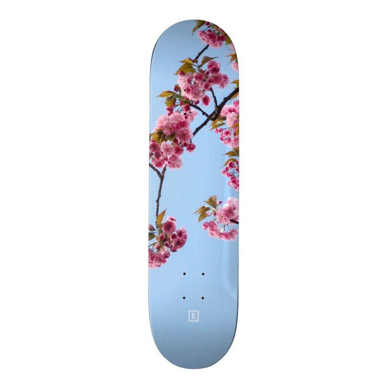 Cherry Blossom Skateboard Evlea - evlear | ello