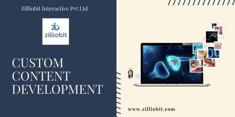 custom content development eLea - zilliobit | ello