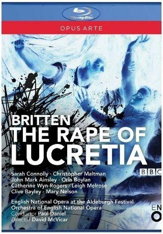 Britten: Rape Lucretia / Ainsle - losermarxdr | ello