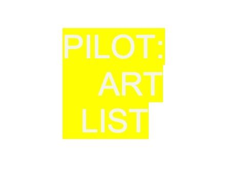 Pilot art list coming mega-list - nathaliequagliotto | ello
