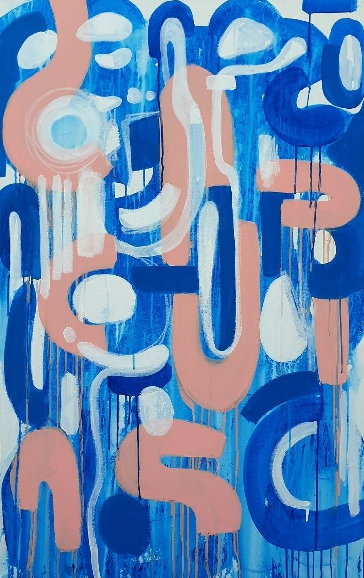 Ut pictura poesis - 2019 (sold - berenice_rosie | ello