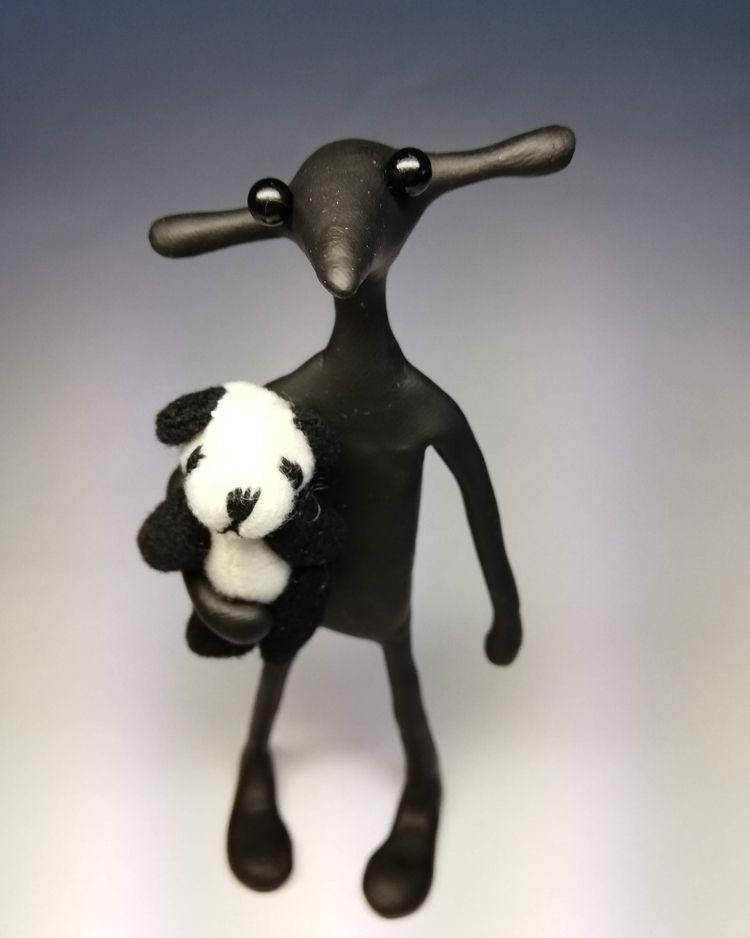 Bedtime Grubb - sculpture, grubbs - jedsevard | ello