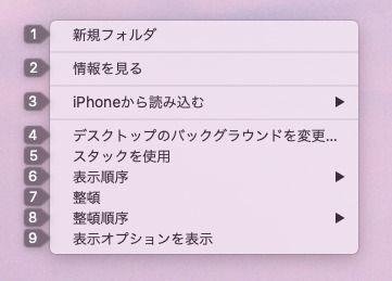 さっきからなぜか Mac のメニューに数字がたくさん出るように - gwaihir | ello