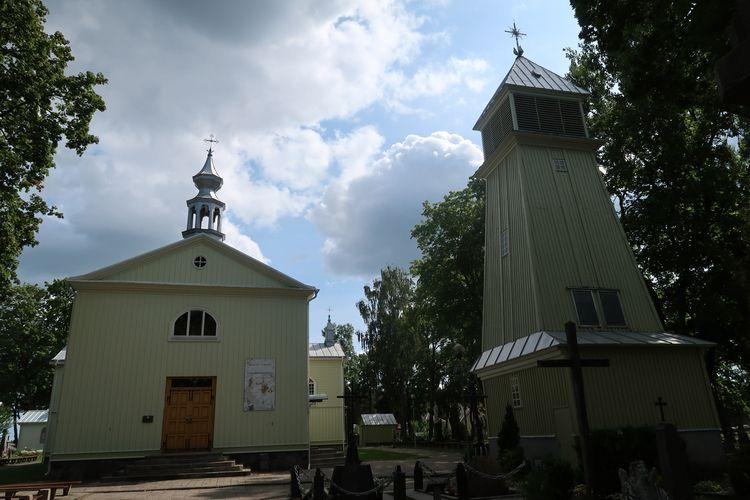 lithuania, alytus, church - un-sinn   ello