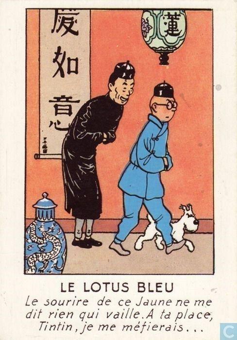 Hergé, 1939 - arthurboehm   ello