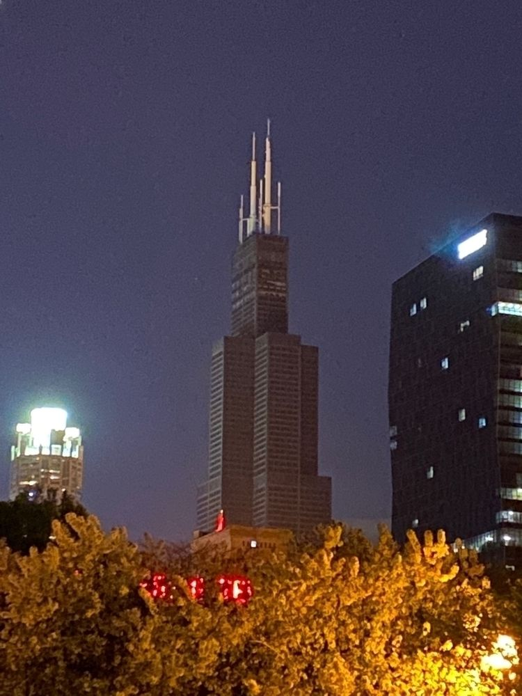 Sears Tower Dark called Willis - athir | ello