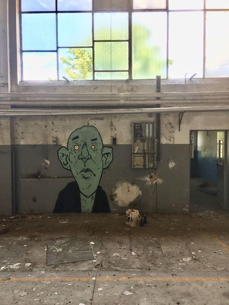 ate, atecrew, illustration, graffiti - sidas_ate | ello