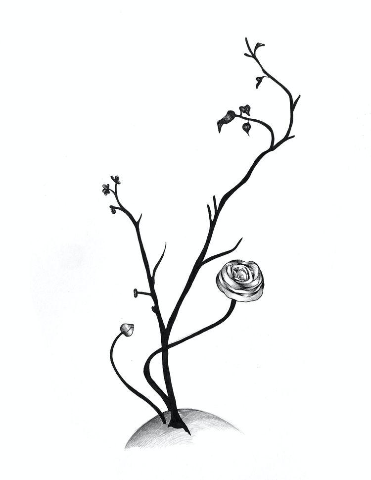 Ikebana healing. 1 - Beginnings - yushinkato | ello