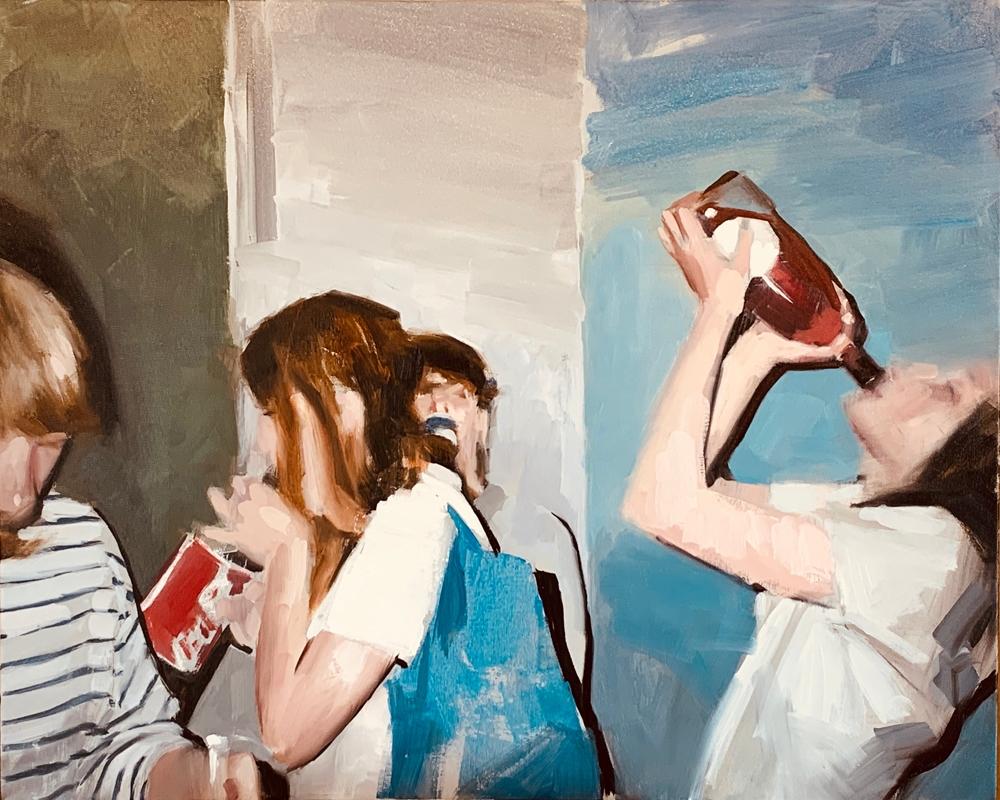 Paintings Mark Tennant - art, painting - inag | ello