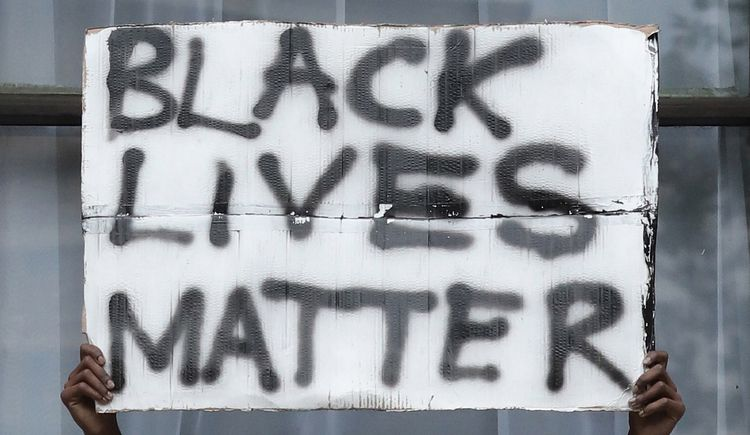 "Lives Matter"" response ""Black f - nunich | ello"