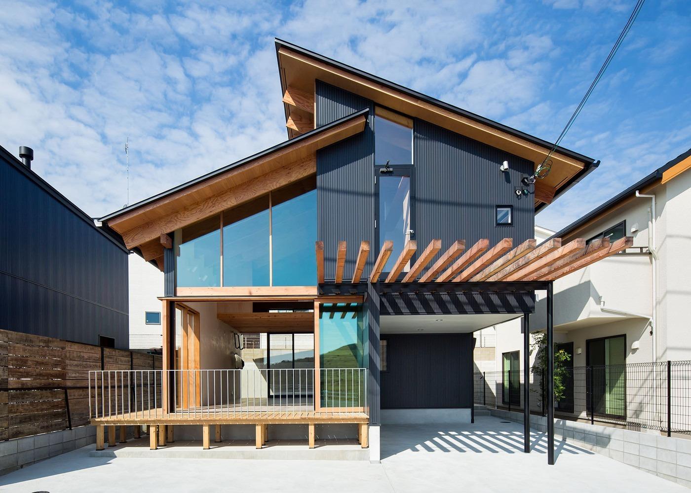 House Tarumi / Yo Irie Architec - red_wolf | ello