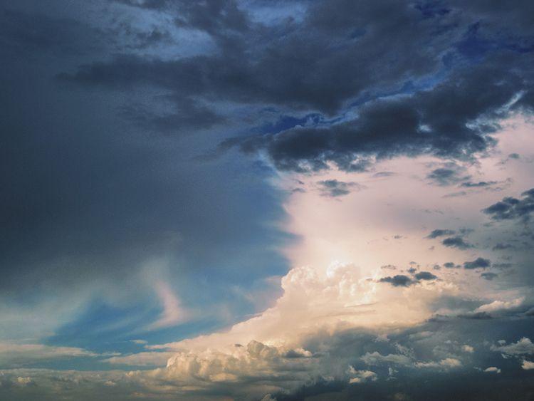 Storm warning | Instagram - clouds - andreigrigorev | ello