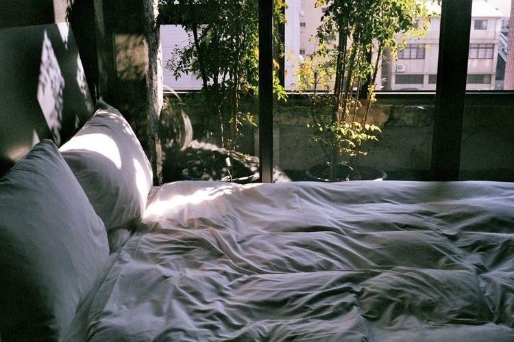 有時候,需要的是好好睡一覺 停下腳步後, 才能繼續往前走。 很 - bisoubisou   ello