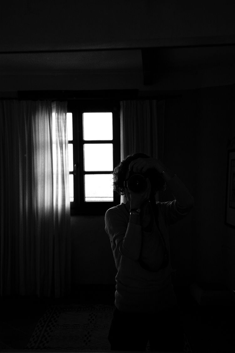 disappear - innerscape, blackandwhitephotography - anagilbert   ello