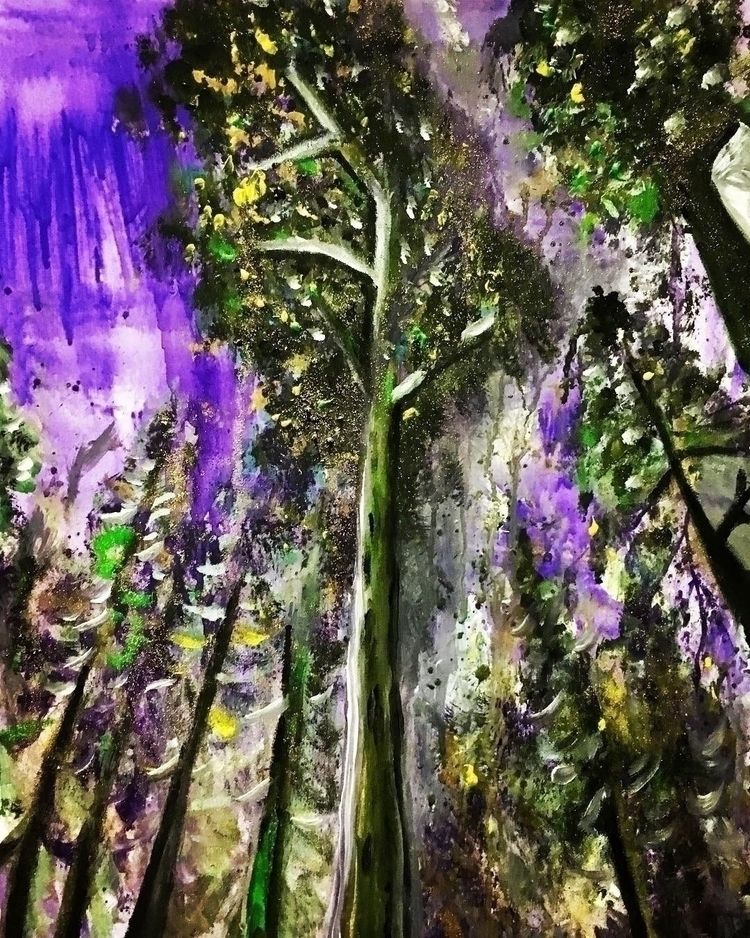 """Redwood Forest"" redwood roots  - hjcross_poetry   ello"