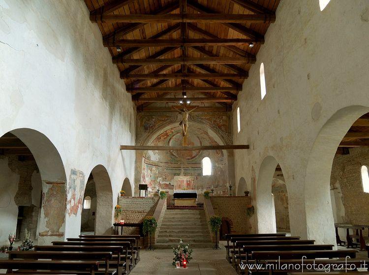 Interior Church San Michele (#N - milanofotografo | ello