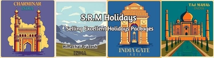 Travel Agents Delhi | Tour Agen - srmholidays | ello
