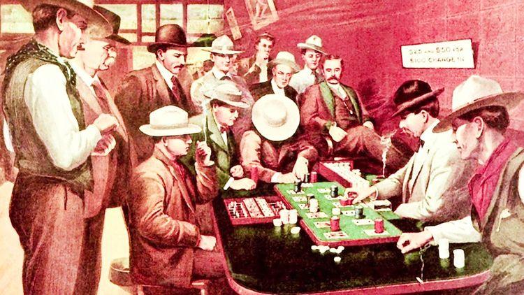 Faro (card game) Game game)? ,  - baccaratsite_top | ello