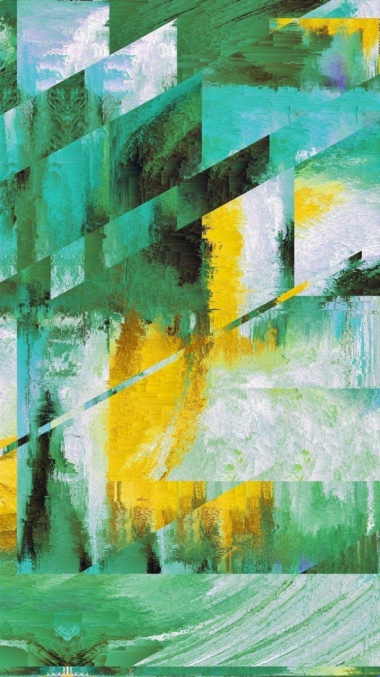 art, abstract, abstractart, abstraction - phil_clark   ello