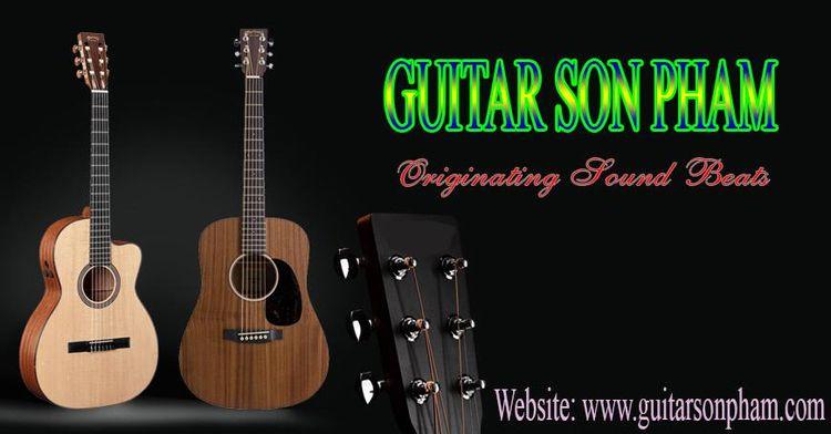 Guitar Sơn Phạm là hệ thống cun - guitarsonpham | ello