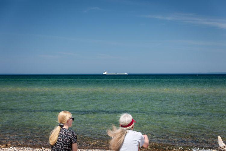 Boat watching Point - terryhumphrey | ello