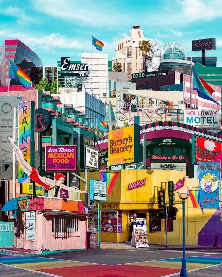 West Hollywood (WEHO) - Los Ang - airosdesign | ello