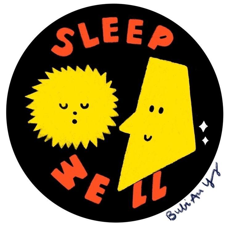 Sleep - sleepwell, drawing, bubiauyeung - bubi | ello