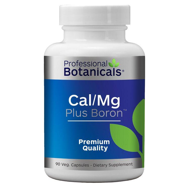 Cal/Mg + Boron body Calcium bui - professionalbotanicals | ello