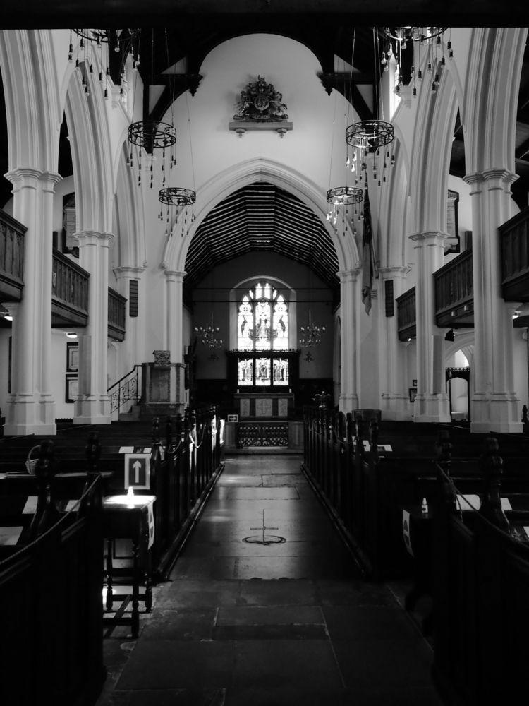 St Church Interior Church, Wimb - skazman | ello