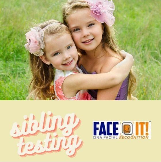 Sibling DNA testing match deter - faceitdna | ello