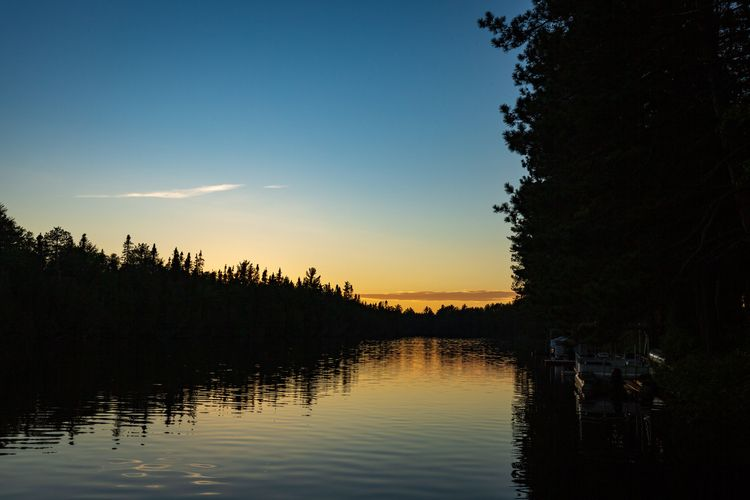 Twilight Tahquamenon River - terryhumphrey | ello
