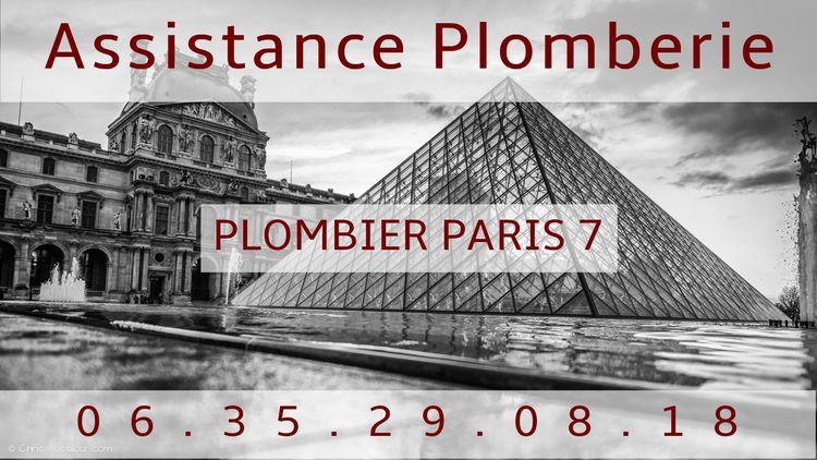 Le Plombier Paris 7, expériment - plombier   ello