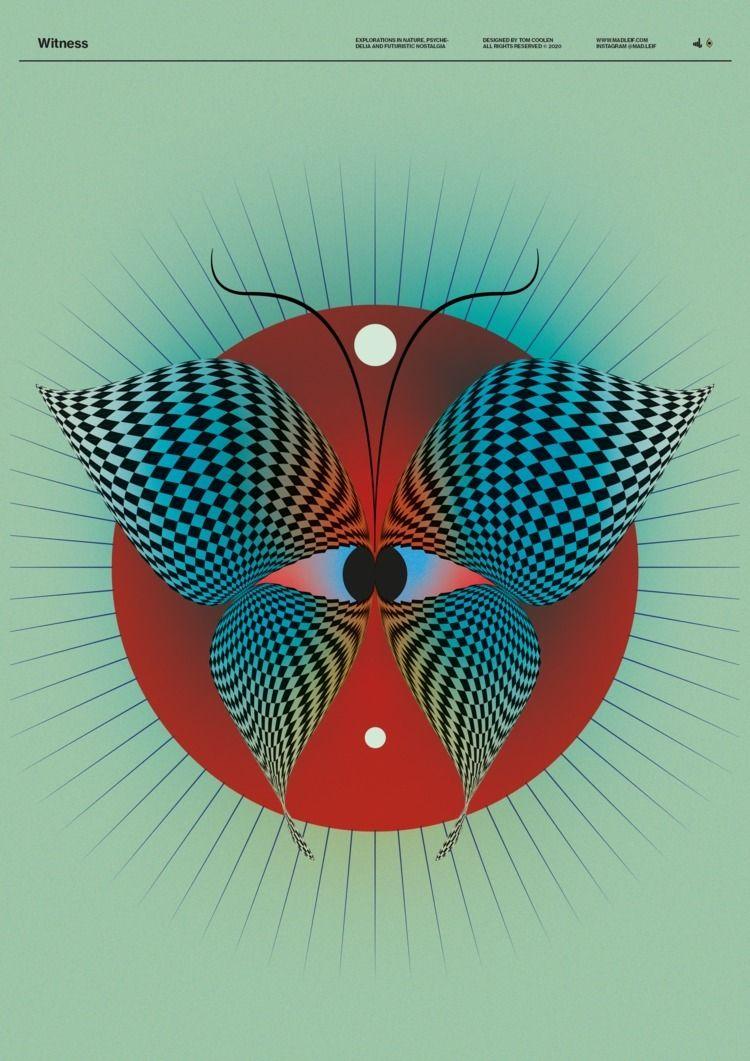 Witness - poster, posterdesign, graphicdesign - madleif | ello