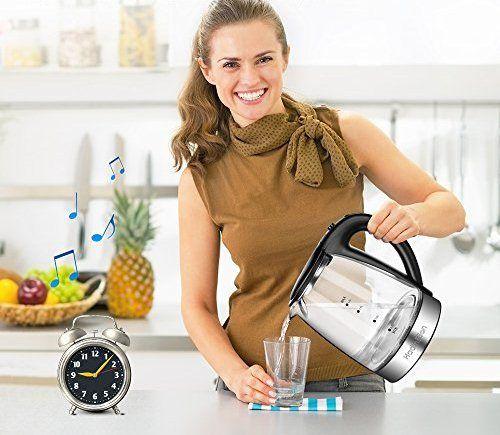 Electric water kettles importan - fortunerhome | ello