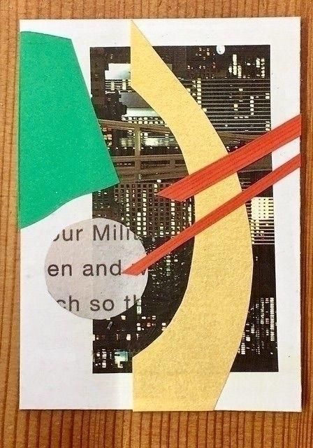 Orpheus paper collage artist tr - tim_ereneta | ello