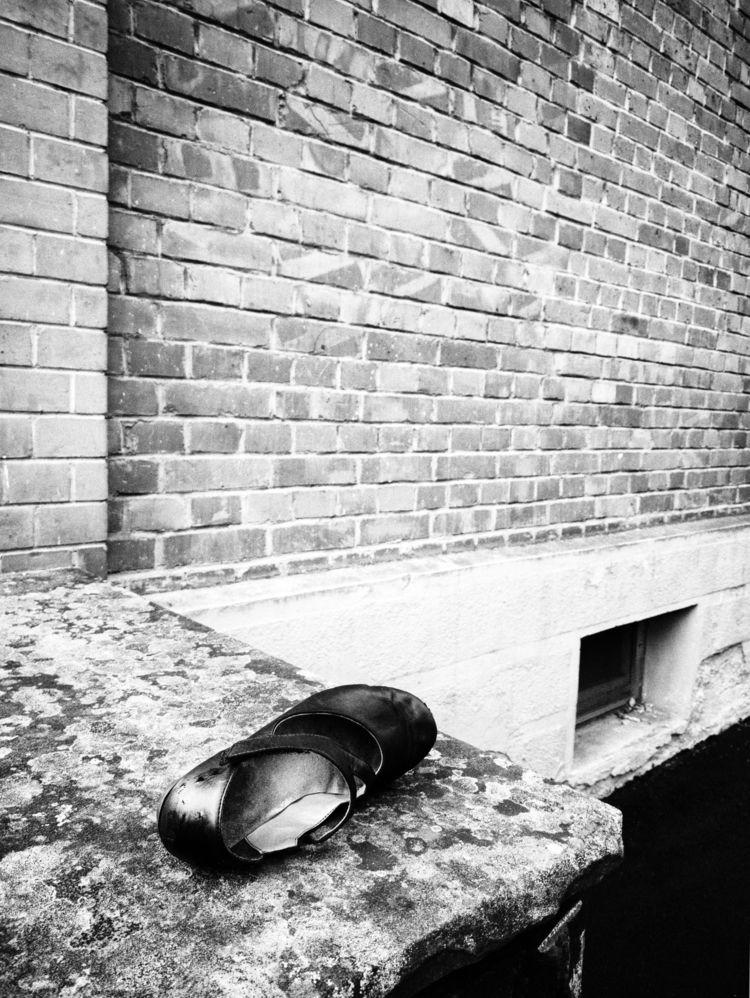 Parallax - photography, shoe, lostnotfound - marcushammerschmitt | ello