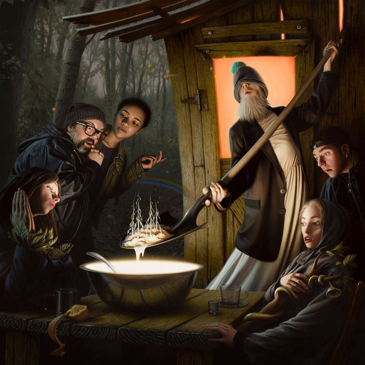 Amazing paintings Sidney, Briti - nettculture | ello
