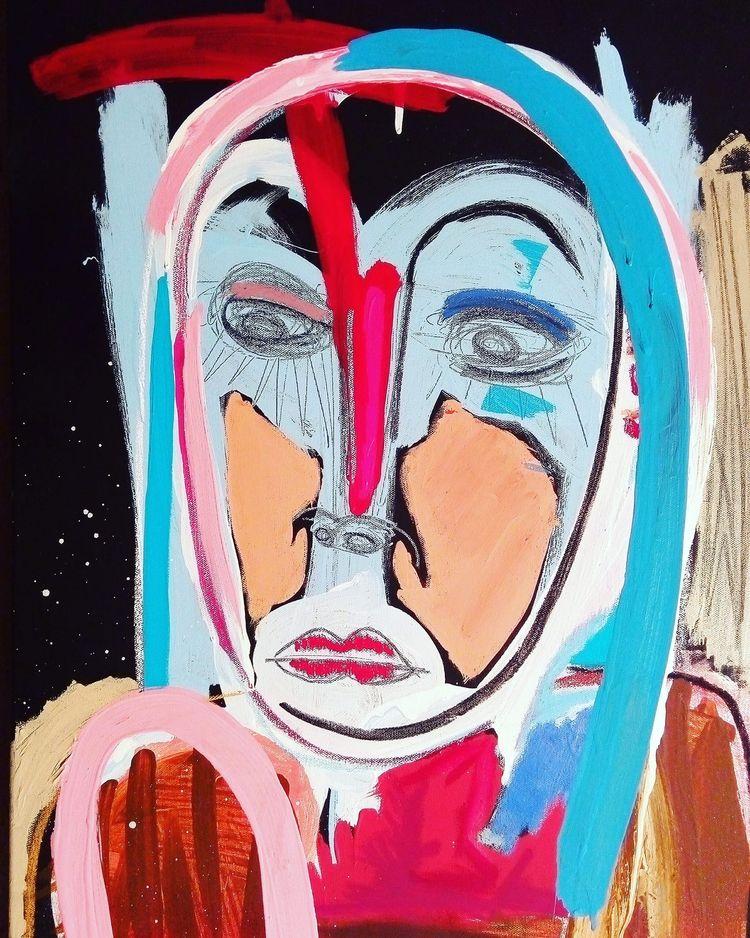 unknowwoman, strangefigure, figurative - sanchezisdead | ello