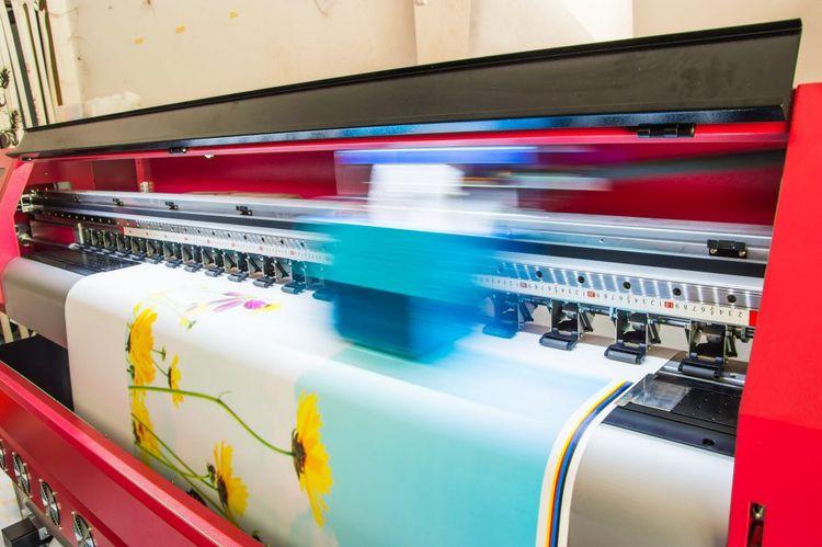 خرید دستگاه چاپ بنر بهترین از ن - mobin_tech | ello