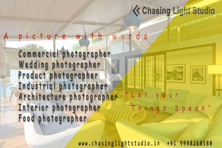 Photography services - Commerci - chasinglightstudio | ello