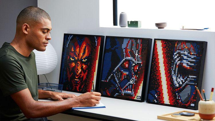LEGO launches brand poster art - bonniegrrl | ello