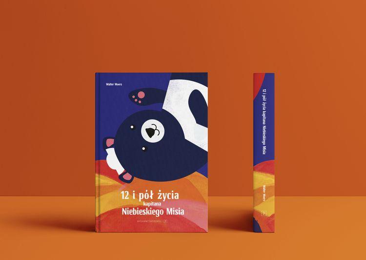 Child book cover - m_sturgulewska | ello